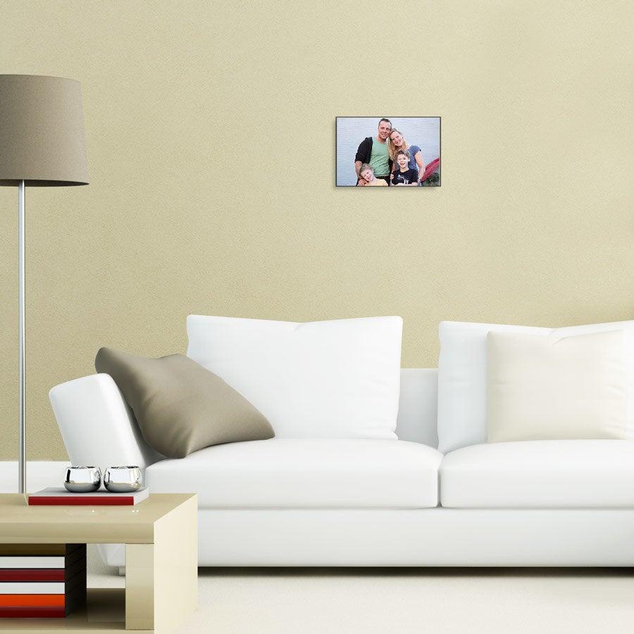 Foto auf Holz - Platte Chromaluxe 30x20