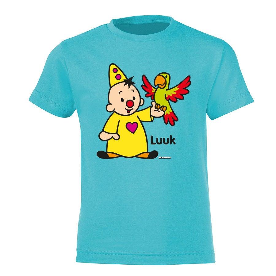 Bumba T-shirt - Kids - Lichtblauw - 6 jaar