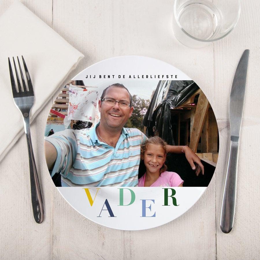 Vaderdag bord