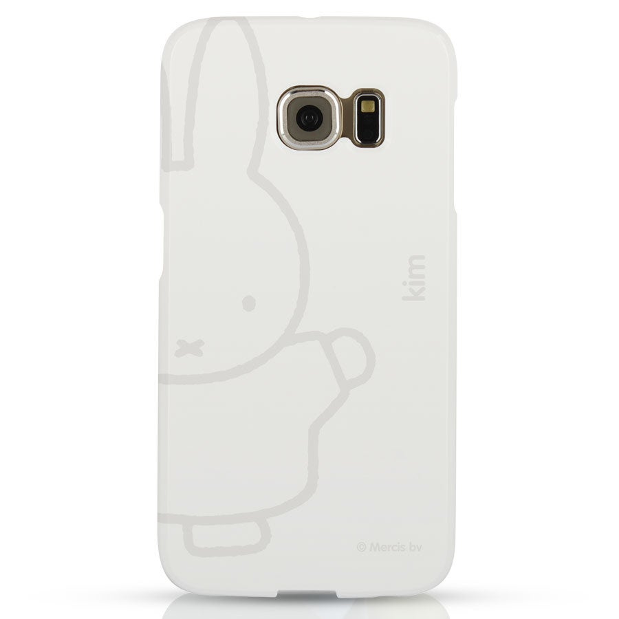 Miffy - Samsung Galaxy S6 Edge case