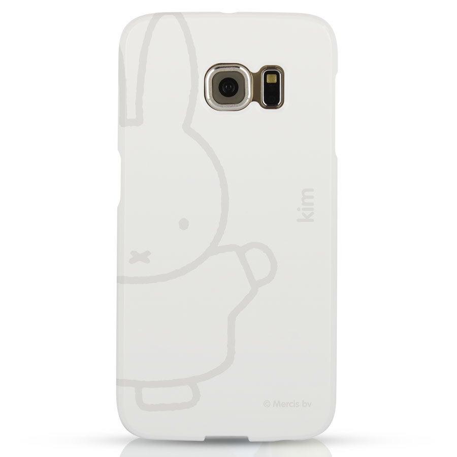 Samsung Galaxy S6 edge - miffy - impresión en 3D