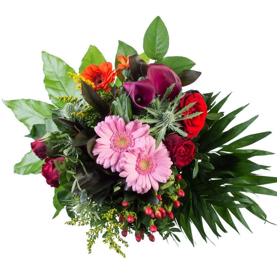 Blumen - Bunter Strauß