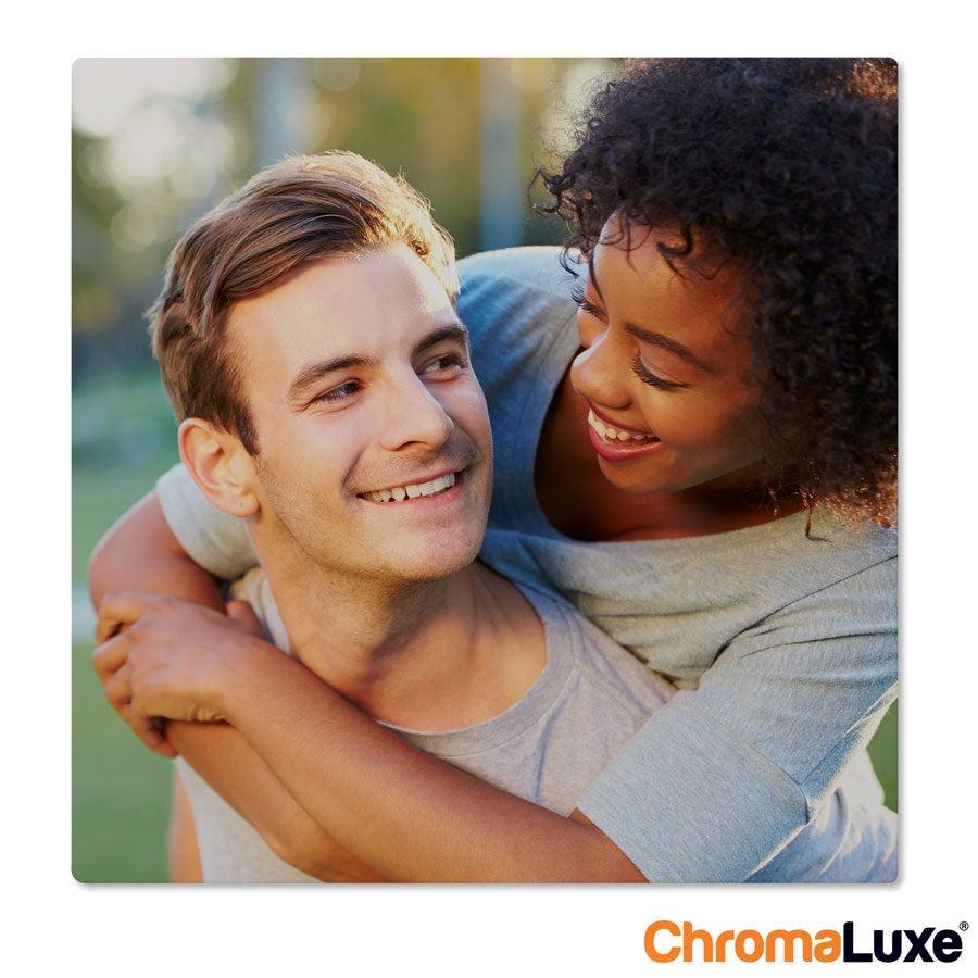 Aluminium fotolijst - ChromaLuxe - 20 x 20
