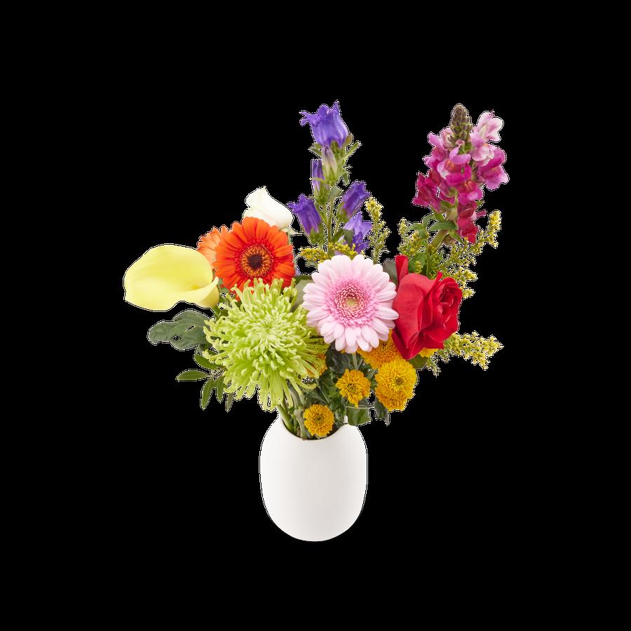 Blumen - Strauß Pflückblumen bunt