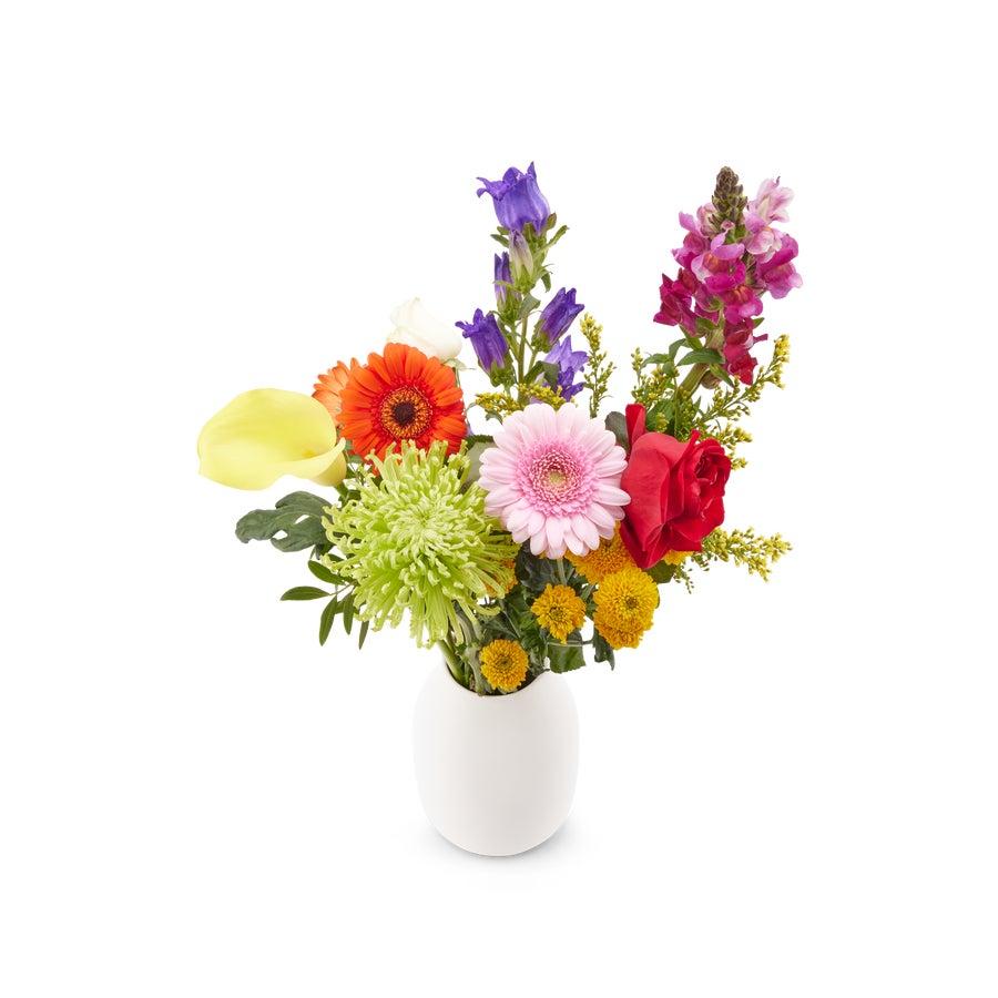 Fleurs - Bouquet de fleurs colorées