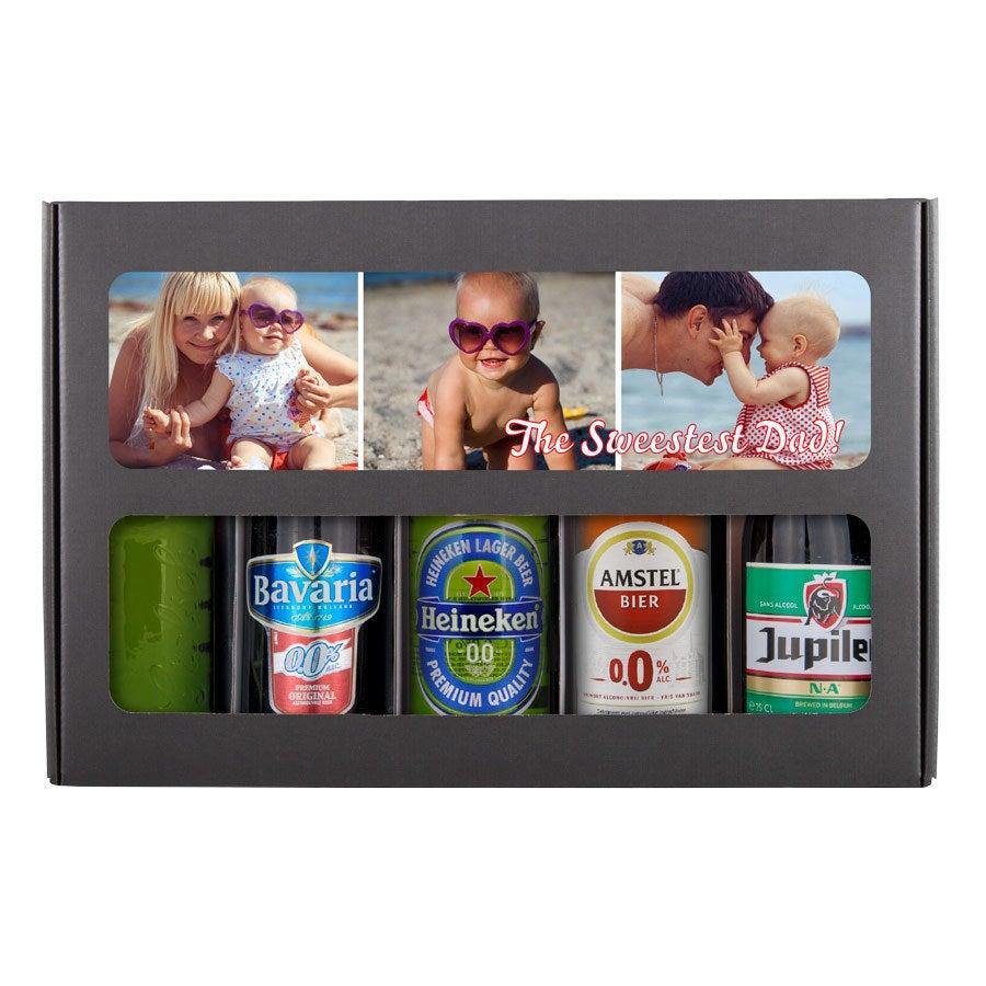 Bier Geschenkset - Alkoholfreies Bier