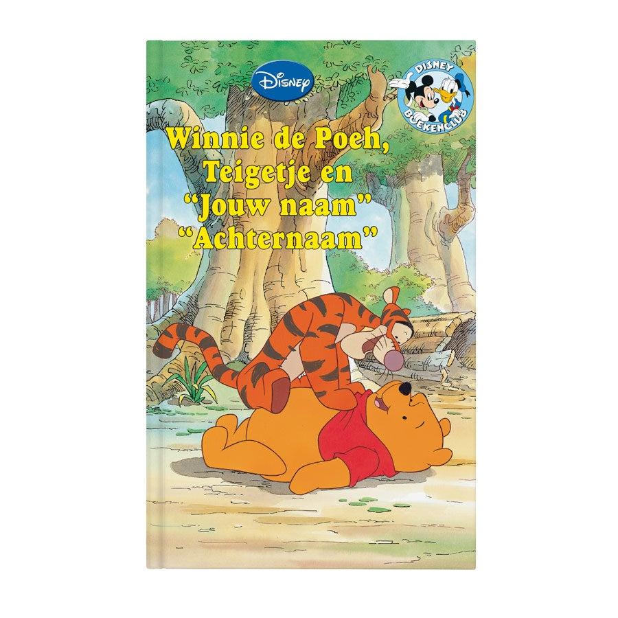 Boek met naam - Disney Winnie de Poeh