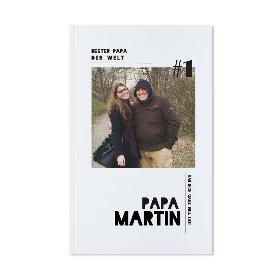 Notizbuch Vatertag - A5 - Softcover