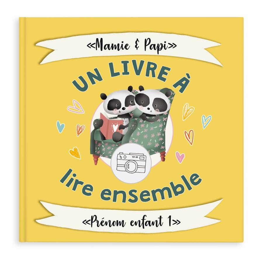 Un livre à lire ensemble - Grands-Parents - Couverture rigide