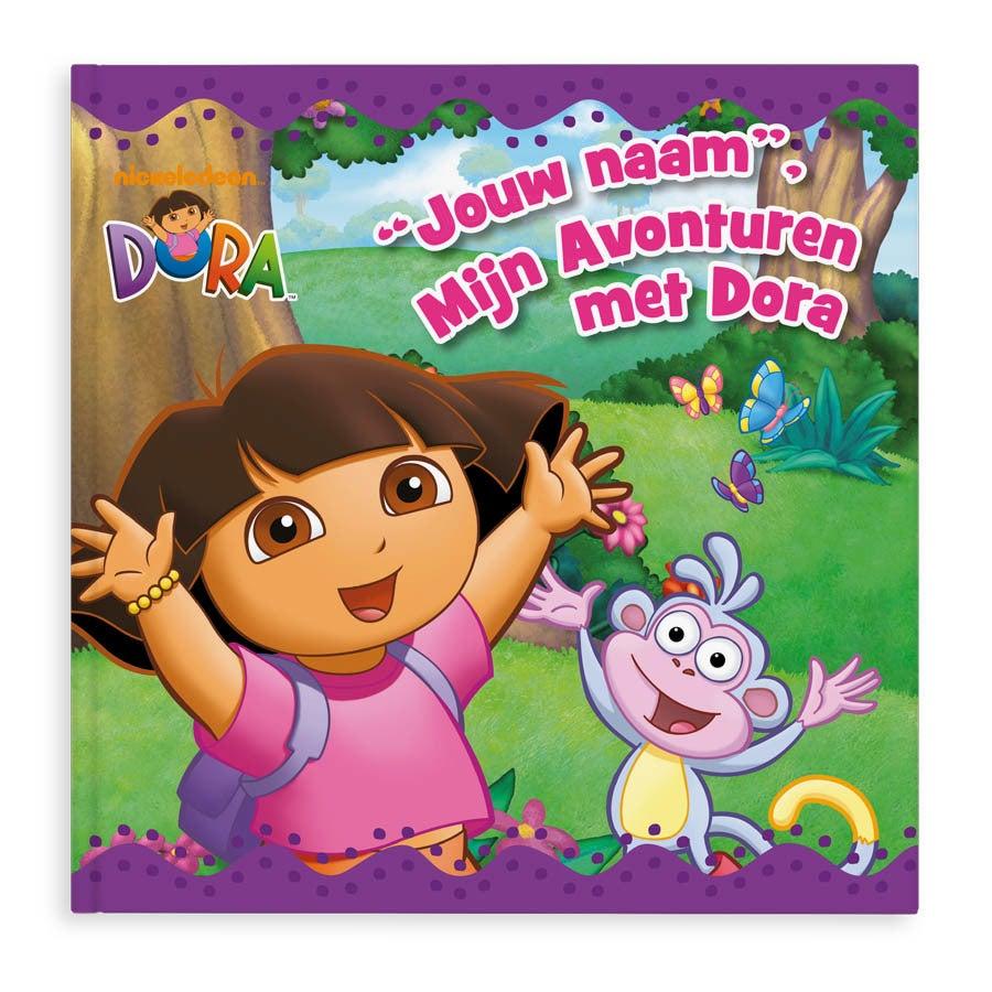 Boek met naam - Mijn avonturen met Dora the Explorer (Hardcover)