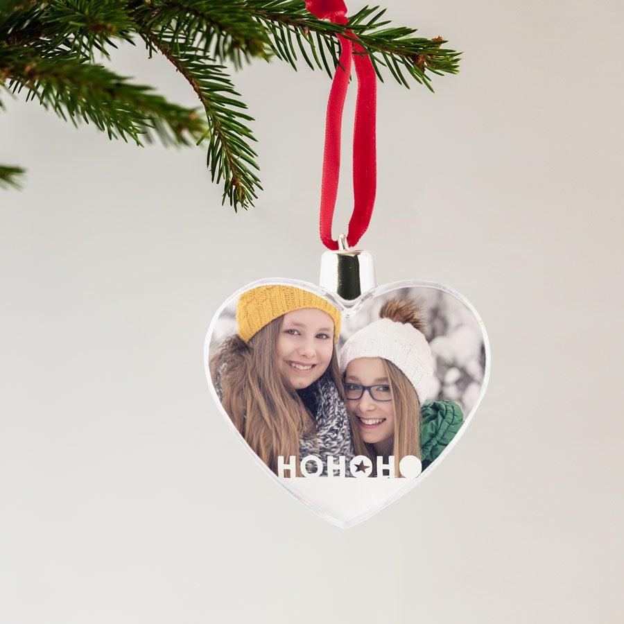 Julehenger - Hjerte (2)