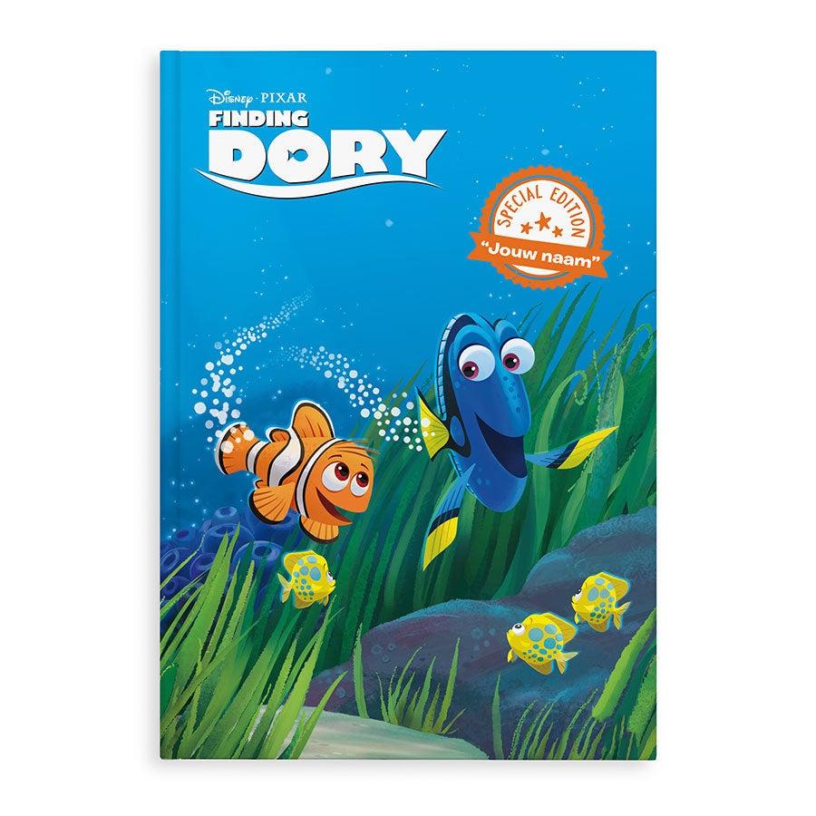 Boek met naam - Disney Dory's avonturenboek - XL boek - Hardcover