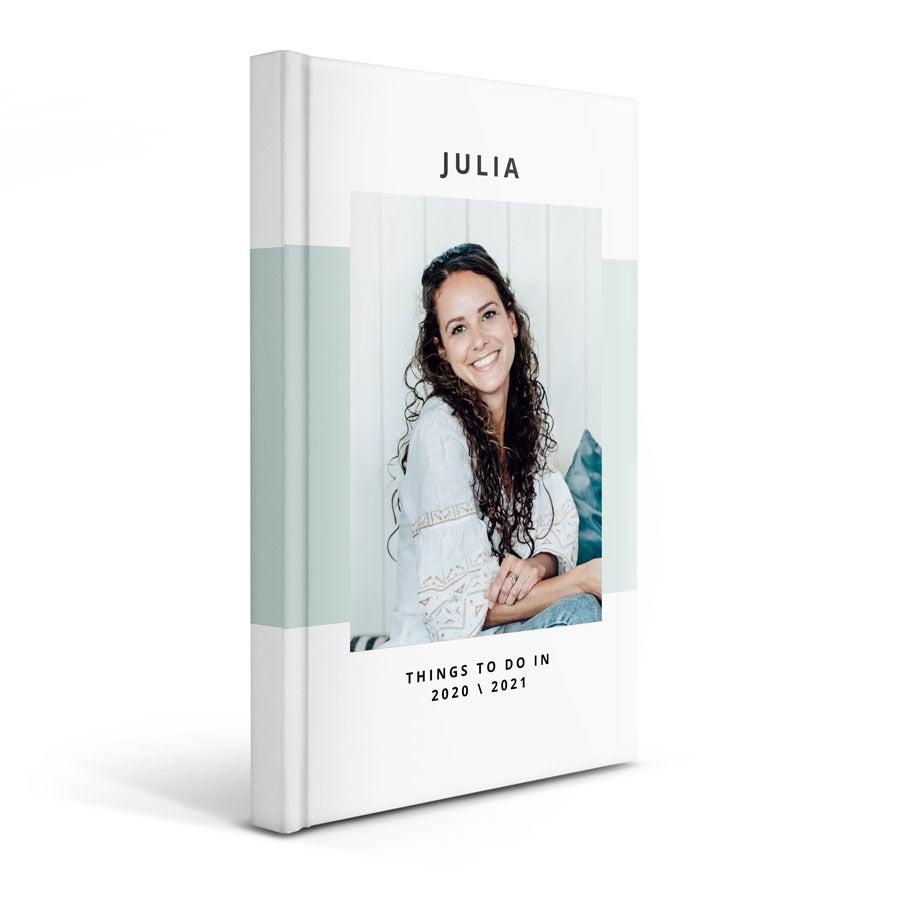 Schoolagenda maken - 2020/2021 - Hardcover