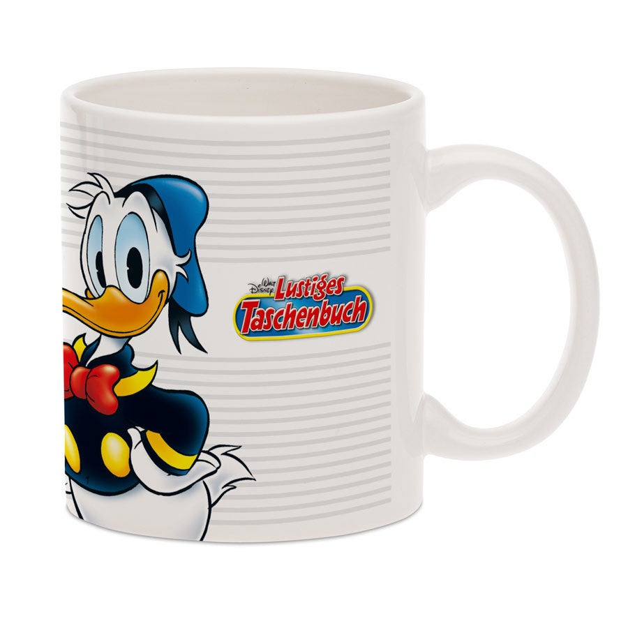 Disney Tasse - Donald Duck mit Namen