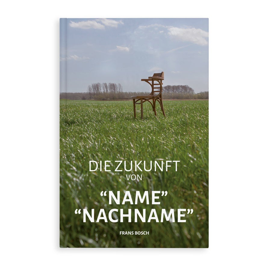 Notizbuch gestalten - Die Zukunft von ...