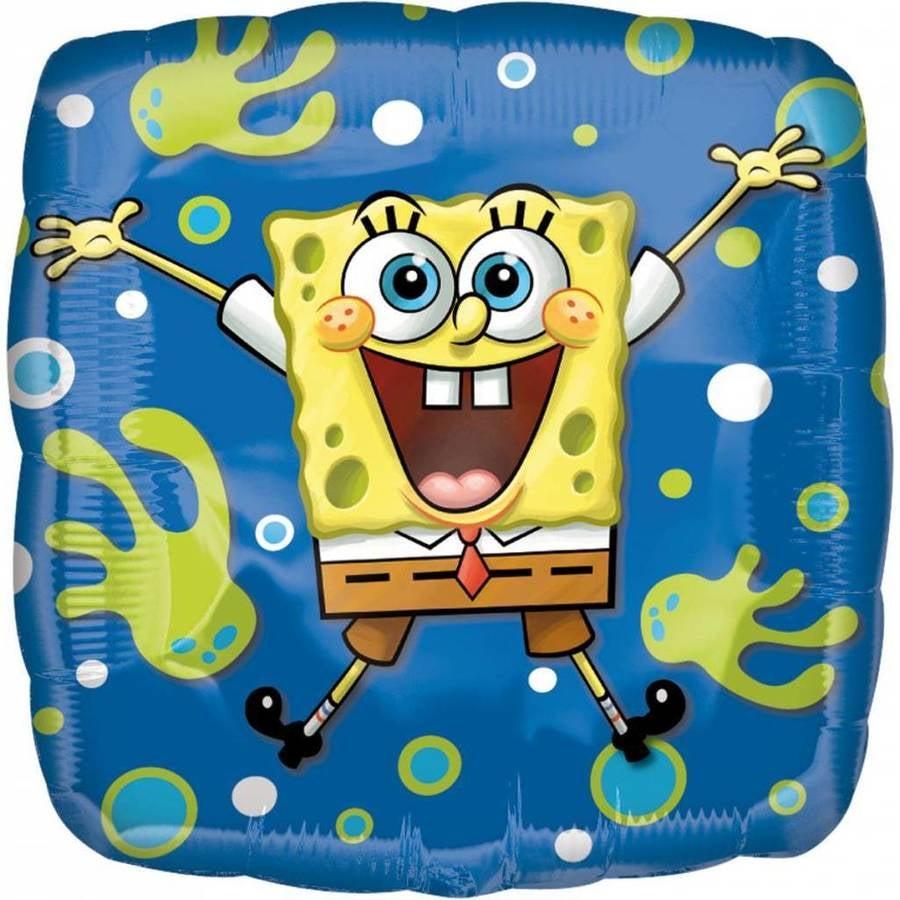 Heliumluftballon - Spongebob