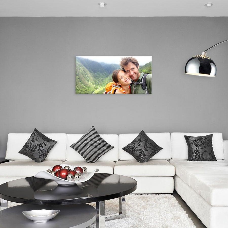 Foto op plexiglas afdrukken - 80 x 40 cm