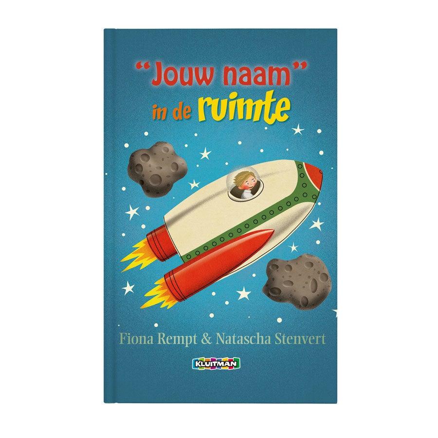 Daan in de ruimte - Hardcover