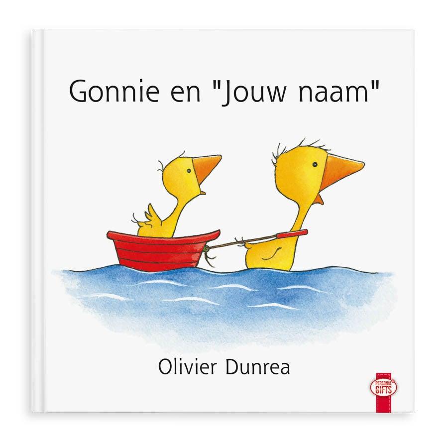 Gonnie en Gijsje - Hardcover