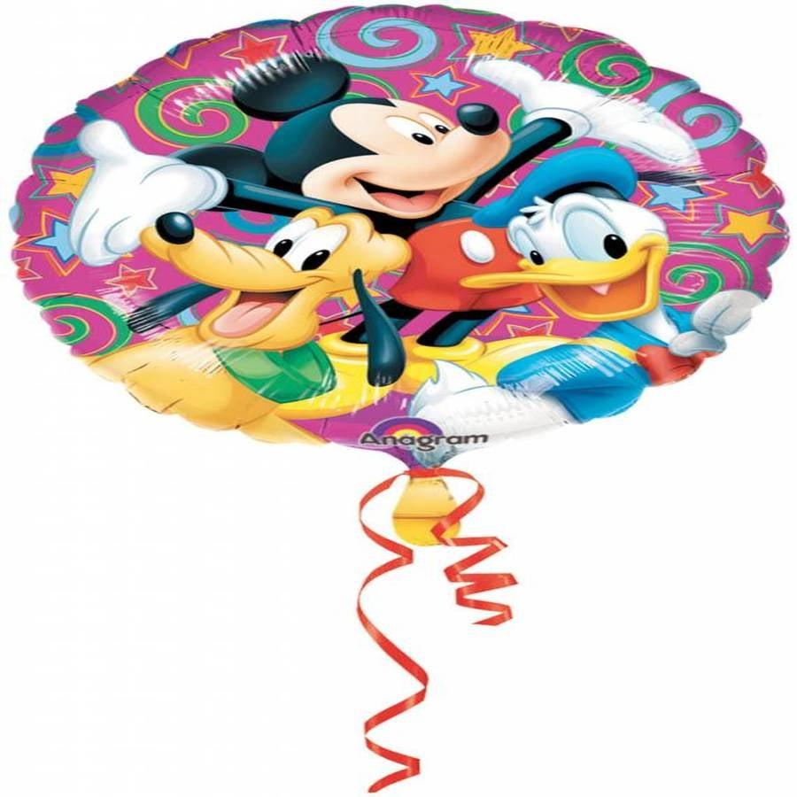 Heliumluftballon - Micky Maus
