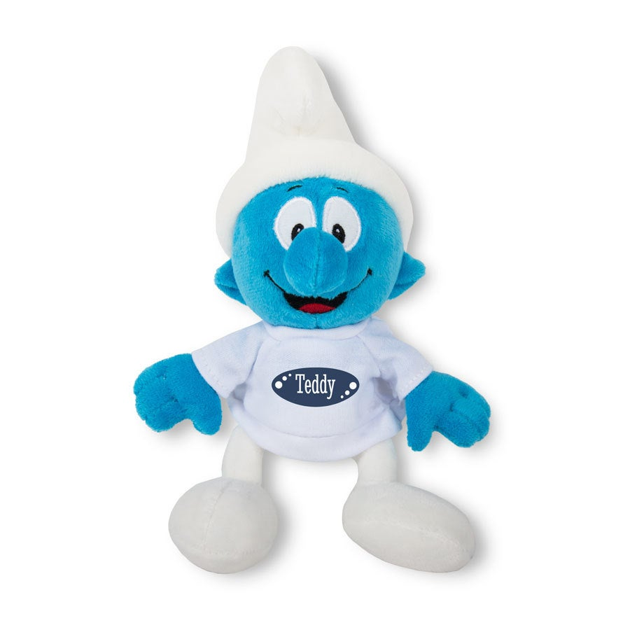 Smurfs soft toy
