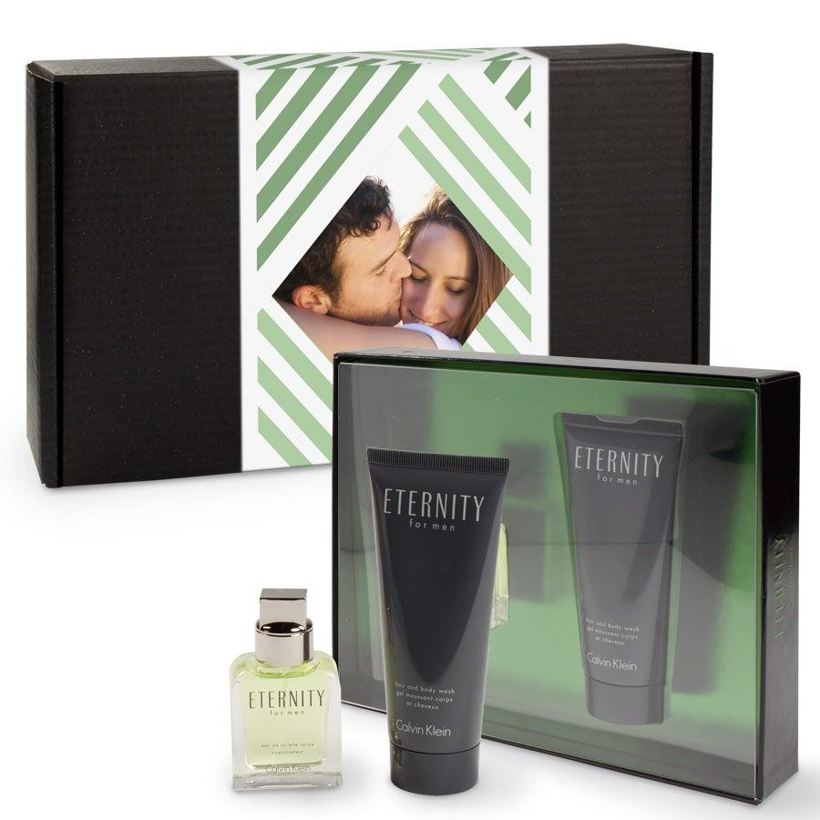 Darčeková súprava - Calvin Klein Eternity pre mužov
