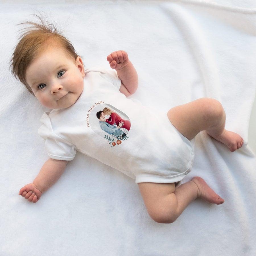 Body niemowlęce na Dzień Mamy  50/56