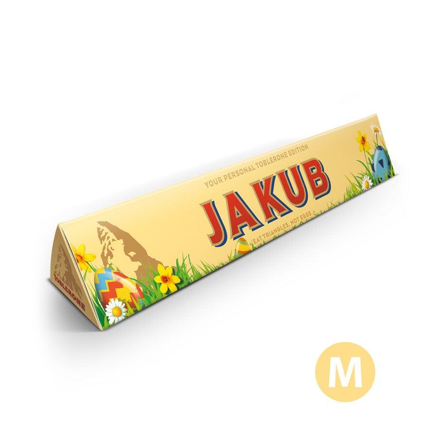 Toblerone čokoláda - Velikonoce - 200 gramů