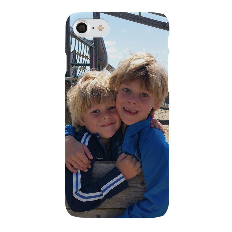 Coque personnalisée iPhone 7 - Impression intégrale
