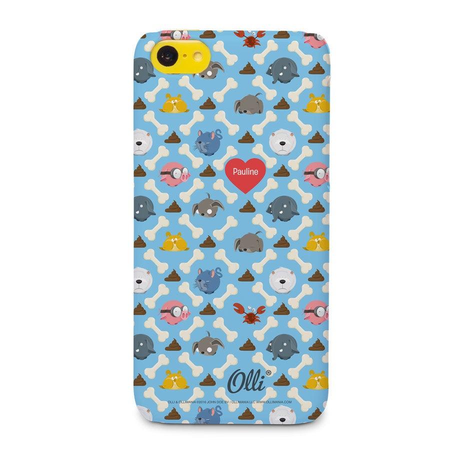 Ollimania - iPhone 5c - photo case 3D print