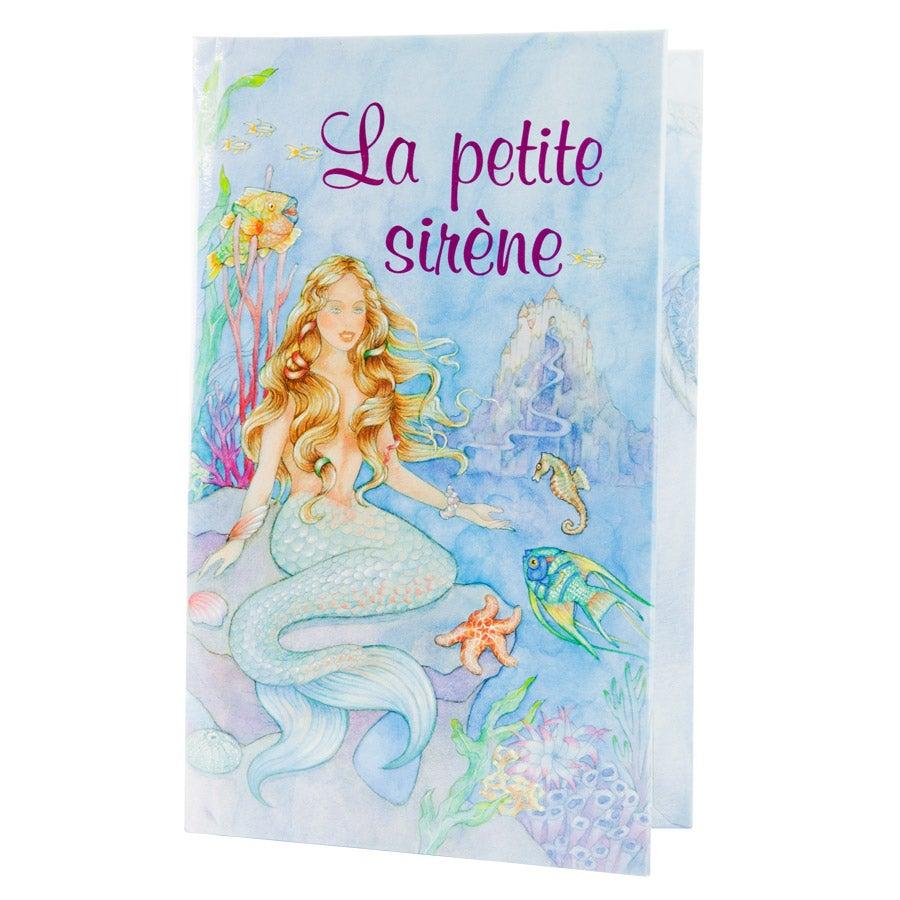 Livre personnalisé - La Petite Sirène
