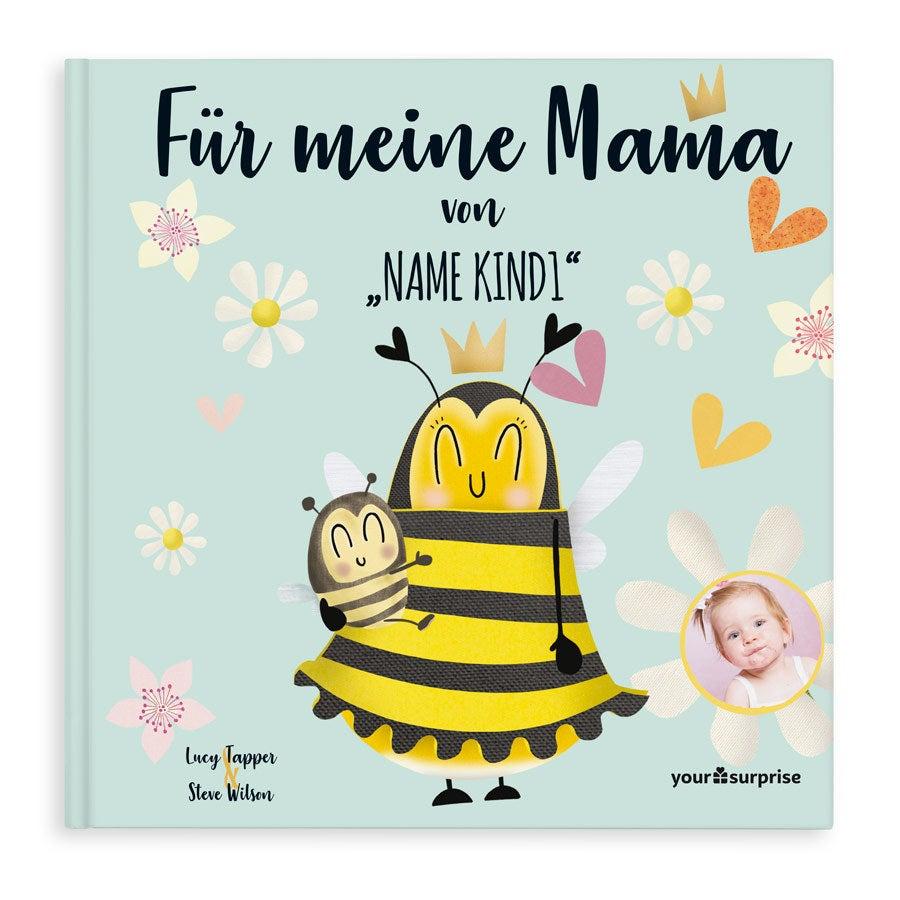 Buch mit Namen - Meine/Unsere Mama - Hardcover
