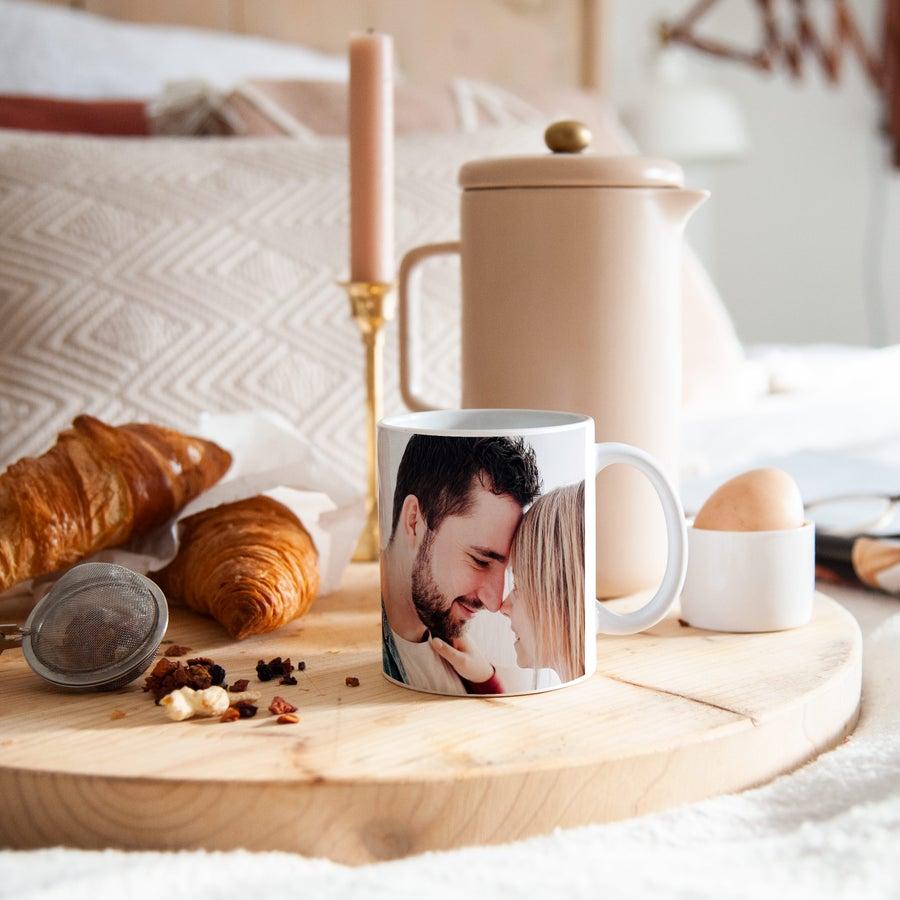 Tazza Personalizzata con Foto - San Valentino