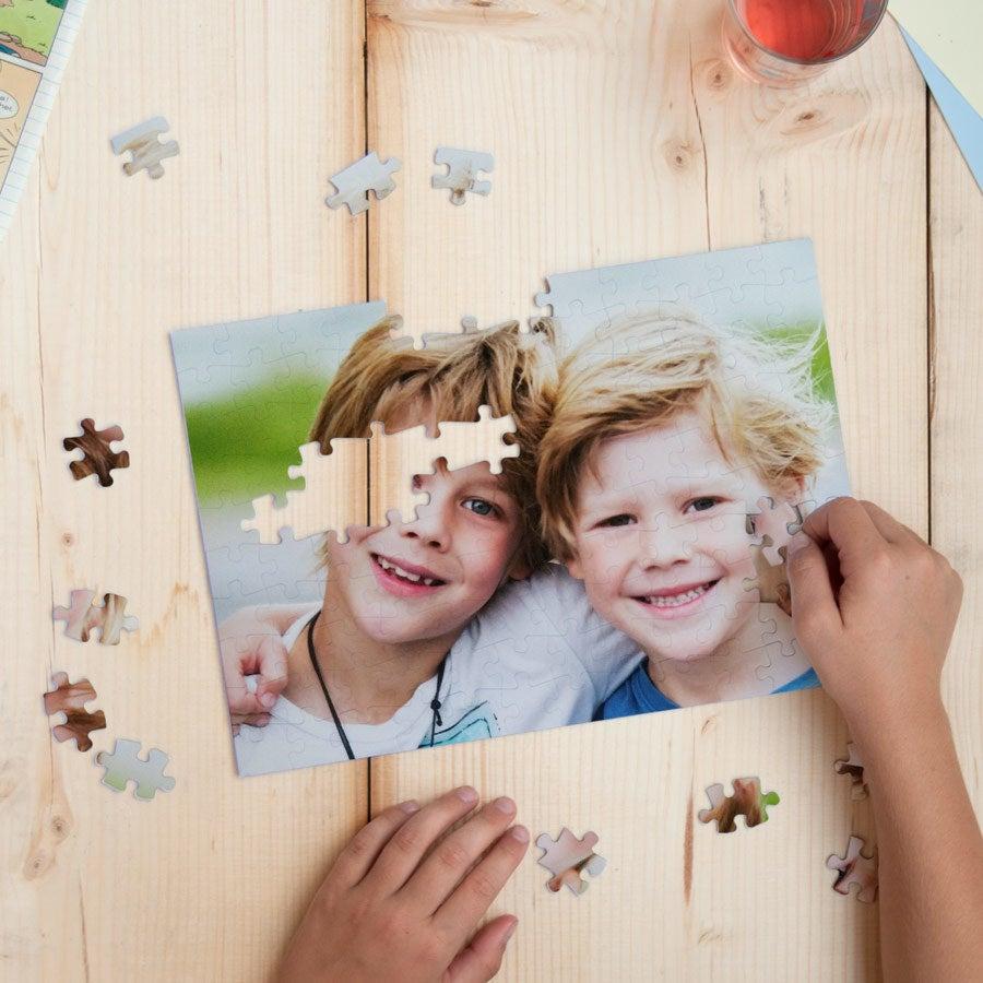 Puzzle photo - 120 pièces