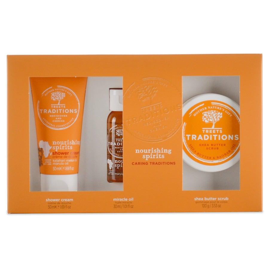 Beautybox - Träd Traditioner Nourishing Spirits - Medium