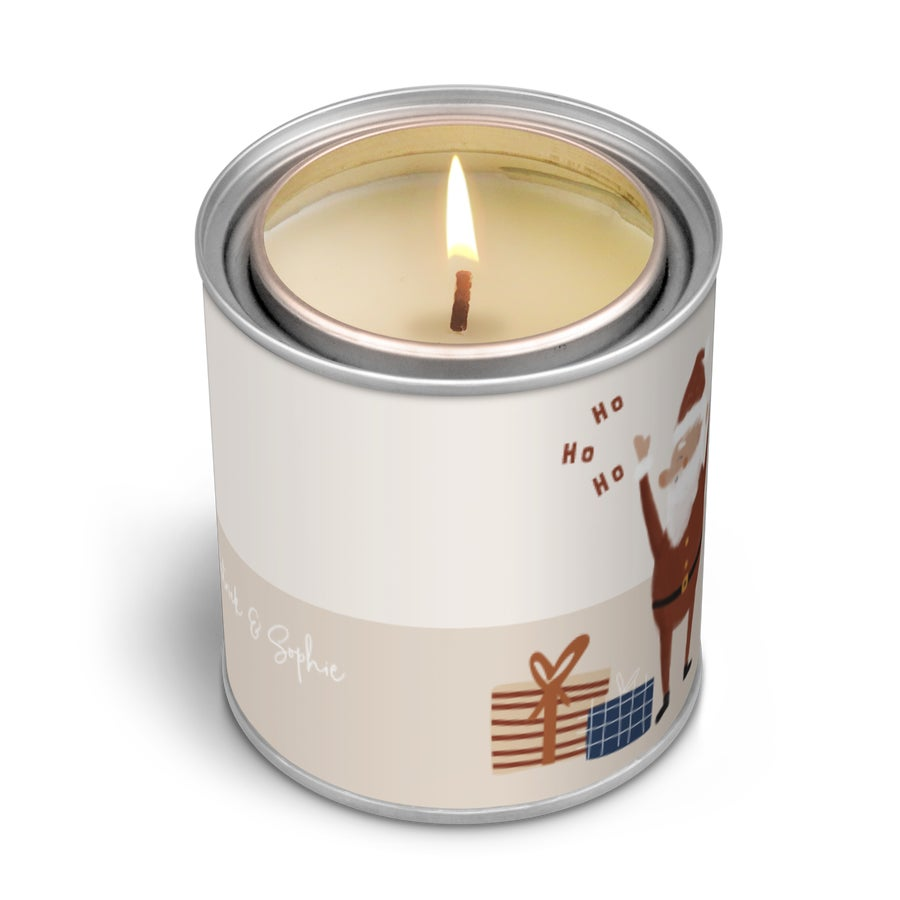 Personalised scented candle - YourSurprise - 250 gm