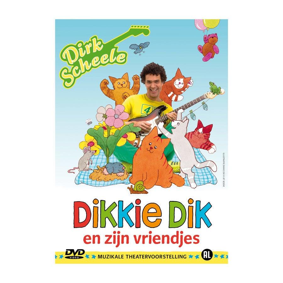 DVD - Dikkie Dik En Zijn Vriendjes