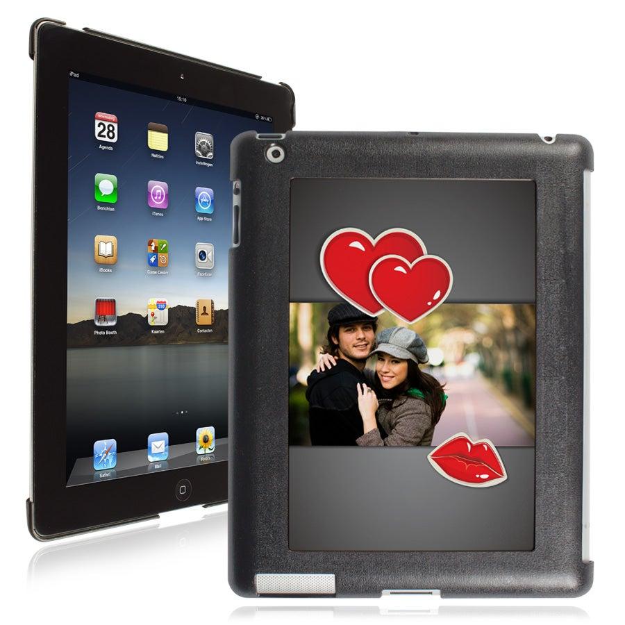 Tabletcase - iPad 3 - Foto case Wit