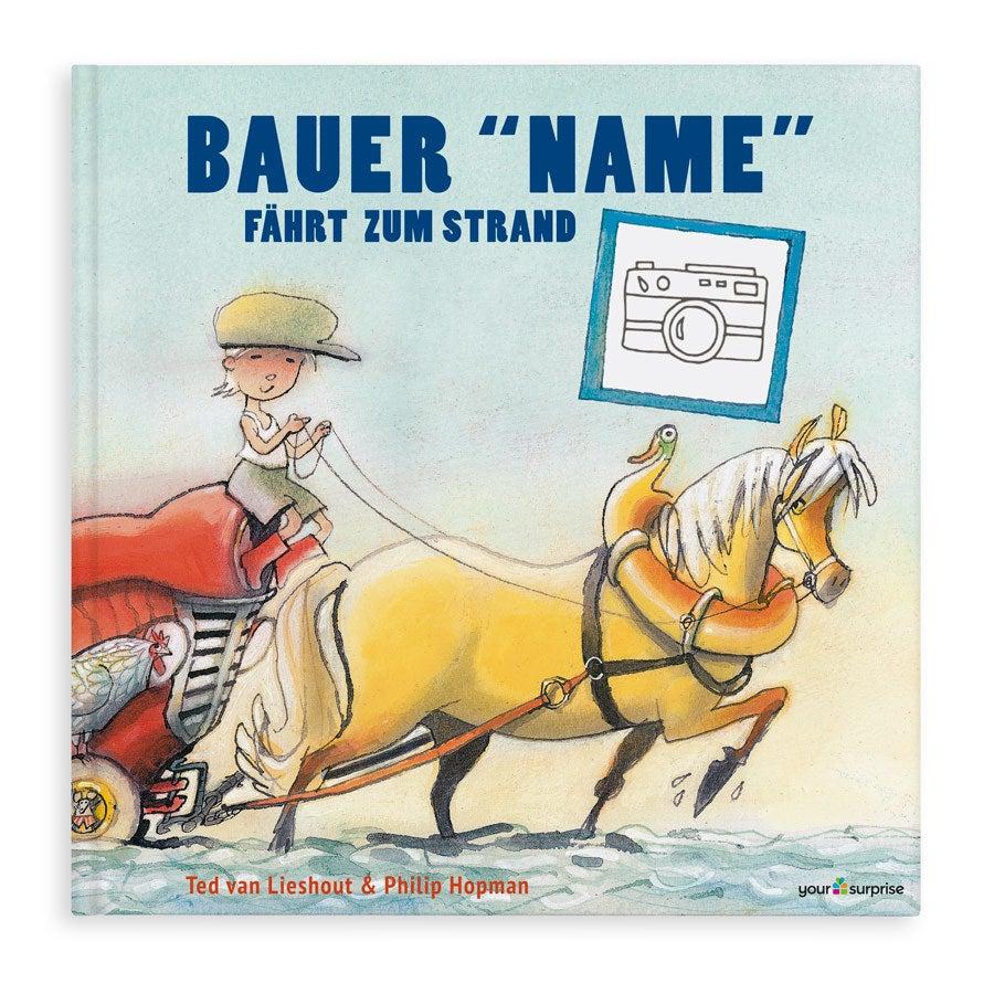 Kinderbuch - Der Bauer geht ans Meer - Hardcover