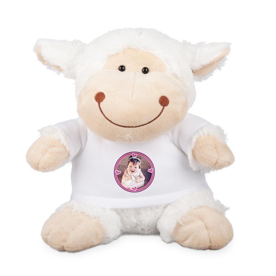Peluche - Bébert le Mouton