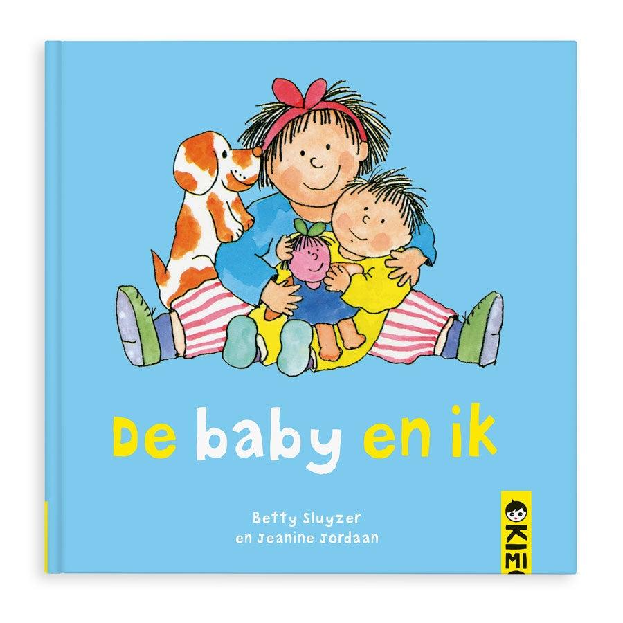 Boek met naam - De baby en ik! - Hardcover
