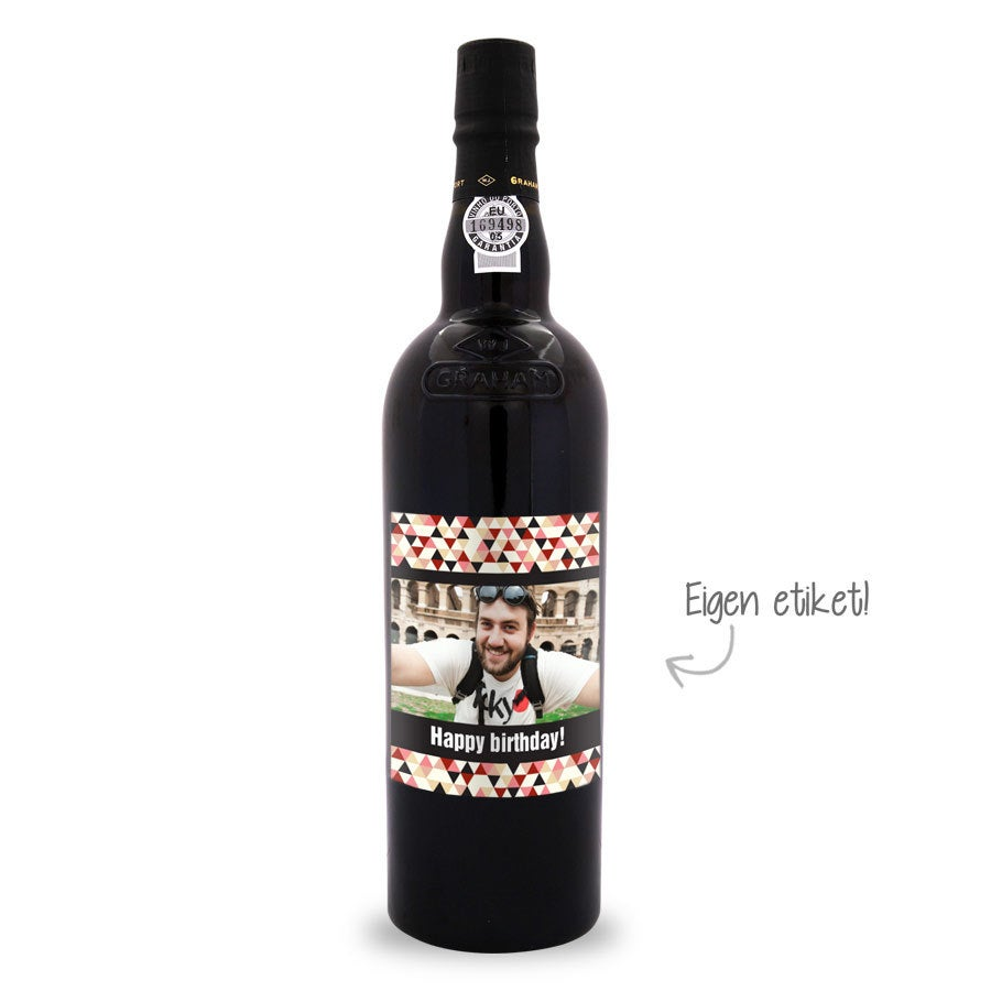 Vino Graham's Fine Tawny