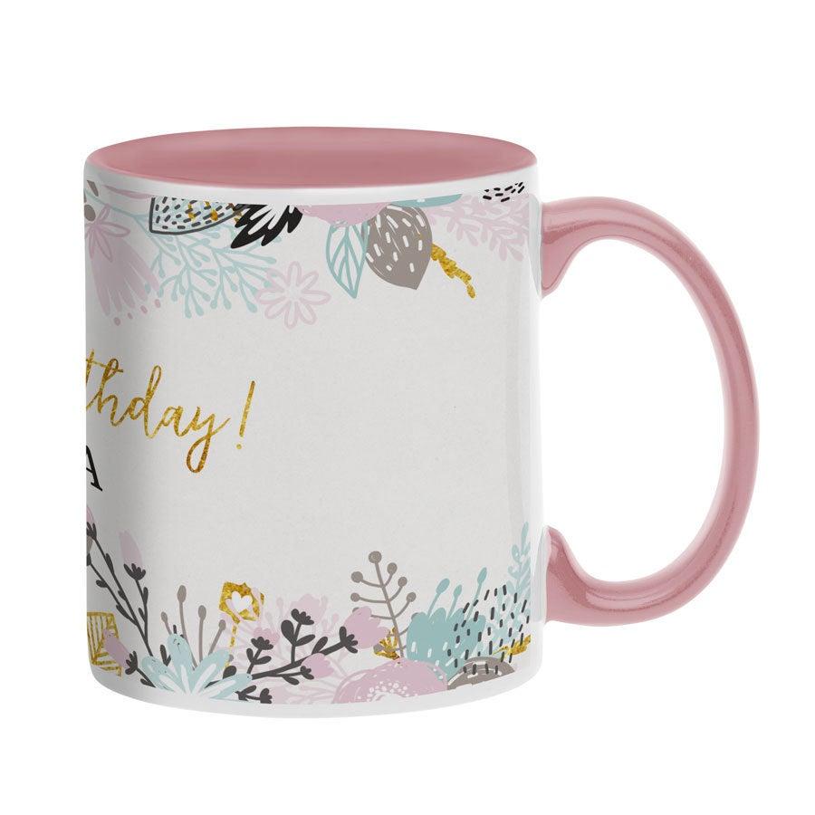 Mug - Pink