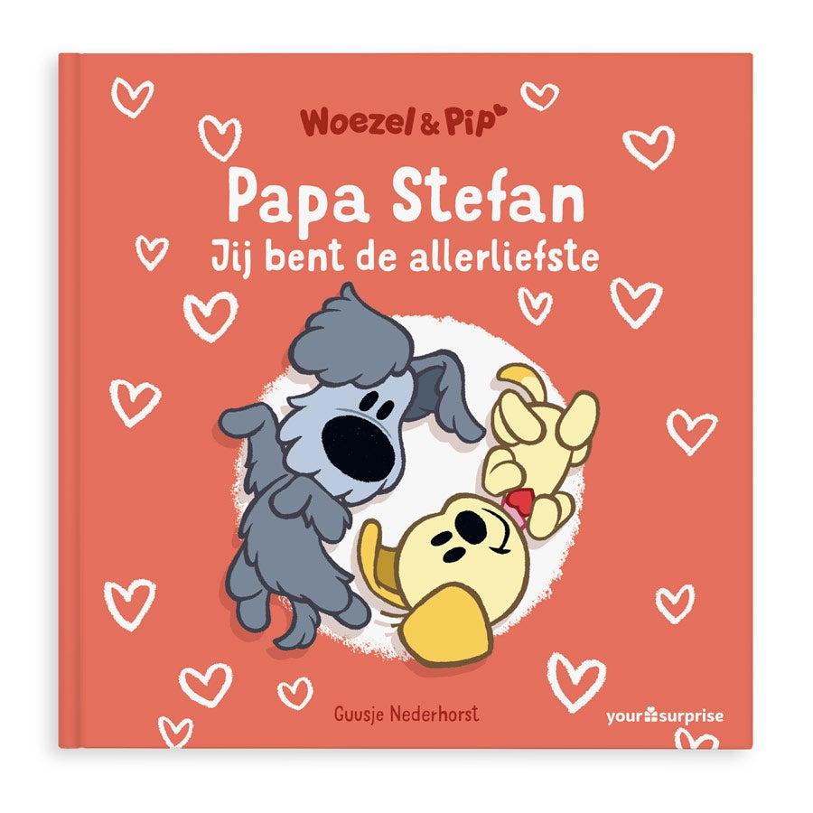Boek - Woezel & Pip - Jij bent de allerliefste - Hardcover