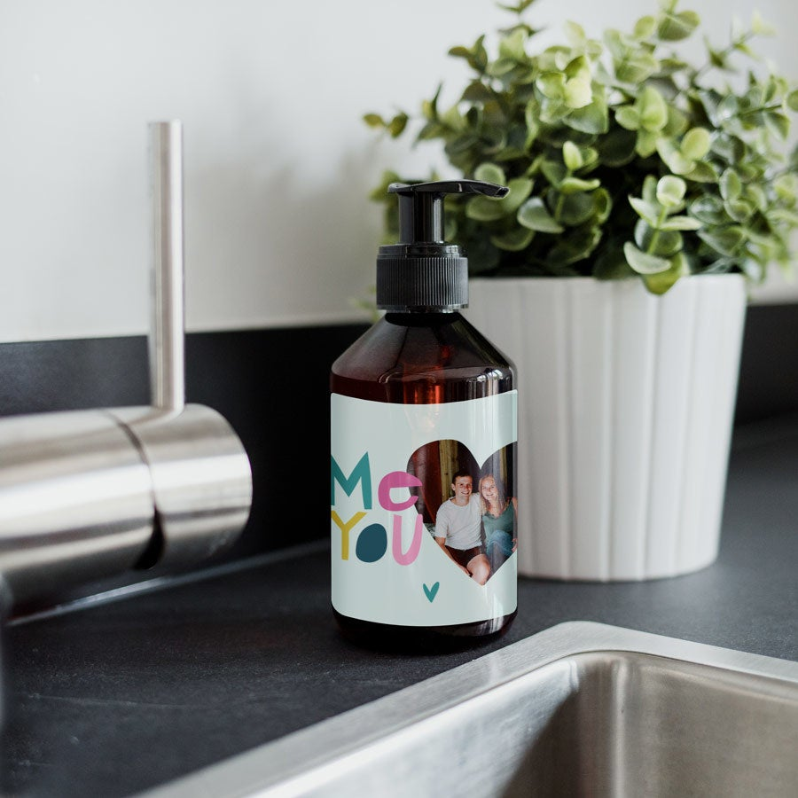 Personalised hand soap - 500 ml