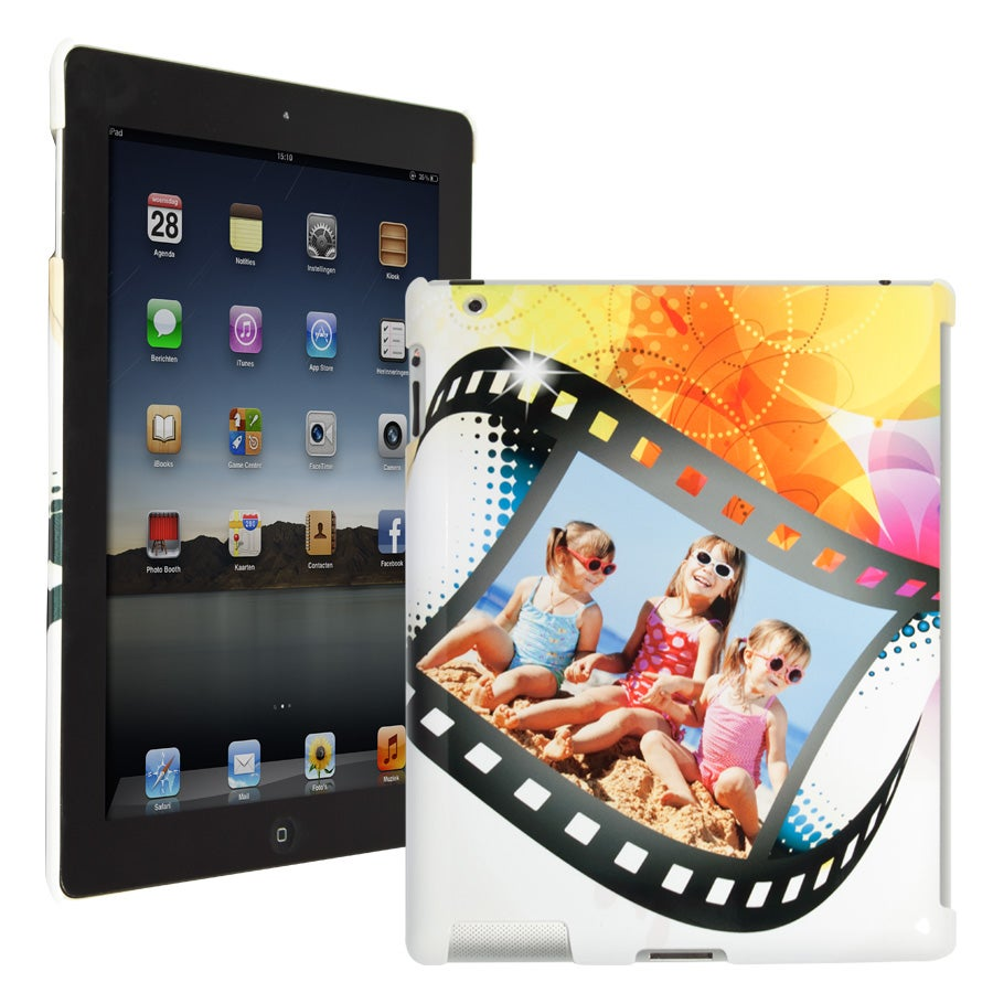 iPad 4 - Coque photo 3D