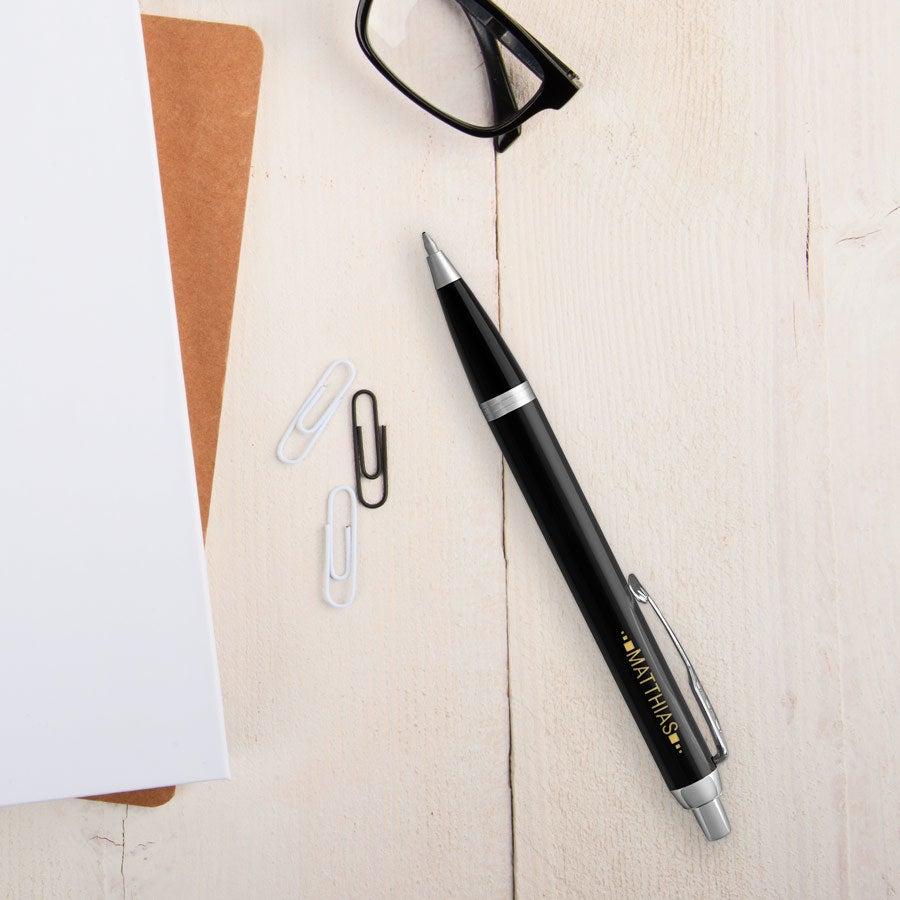 Individuellbesonders - Parker IM Kugelschreiber Rechtshänder (Schwarz) - Onlineshop YourSurprise