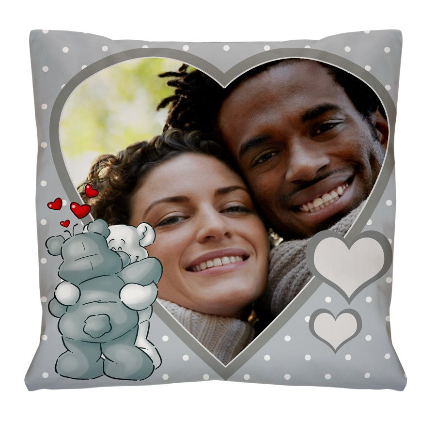 Personalised Doodles cushion - 3D print