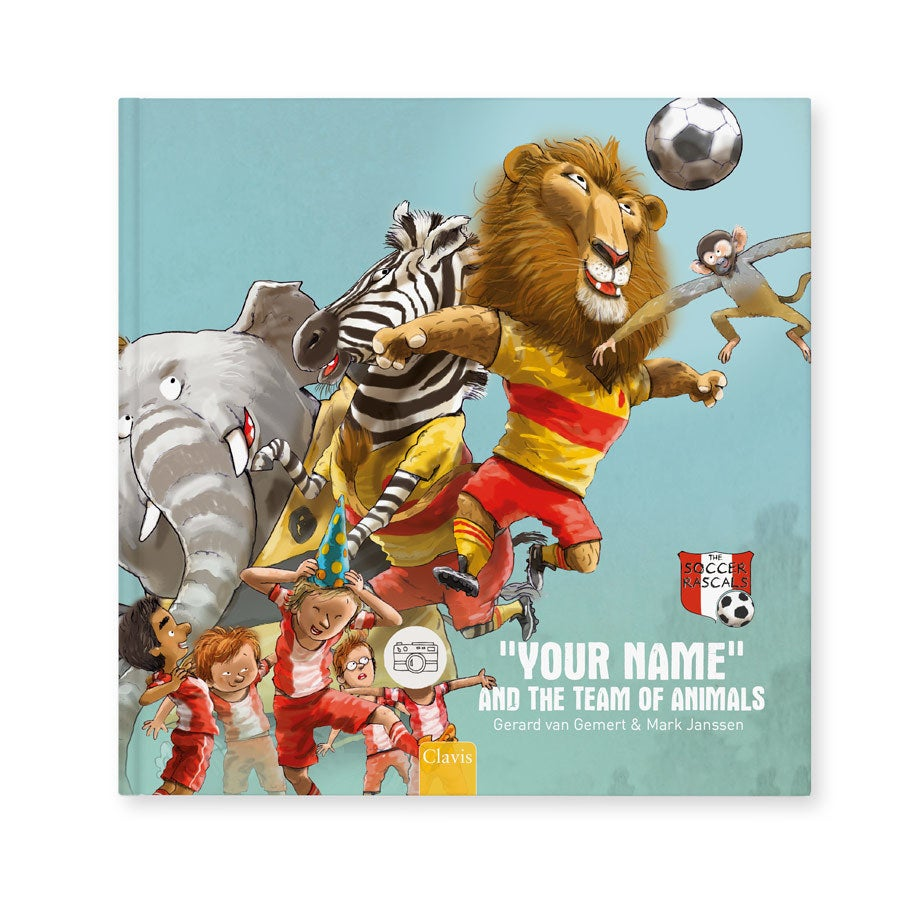 Book - You and the Team of Animals (Hardcover)