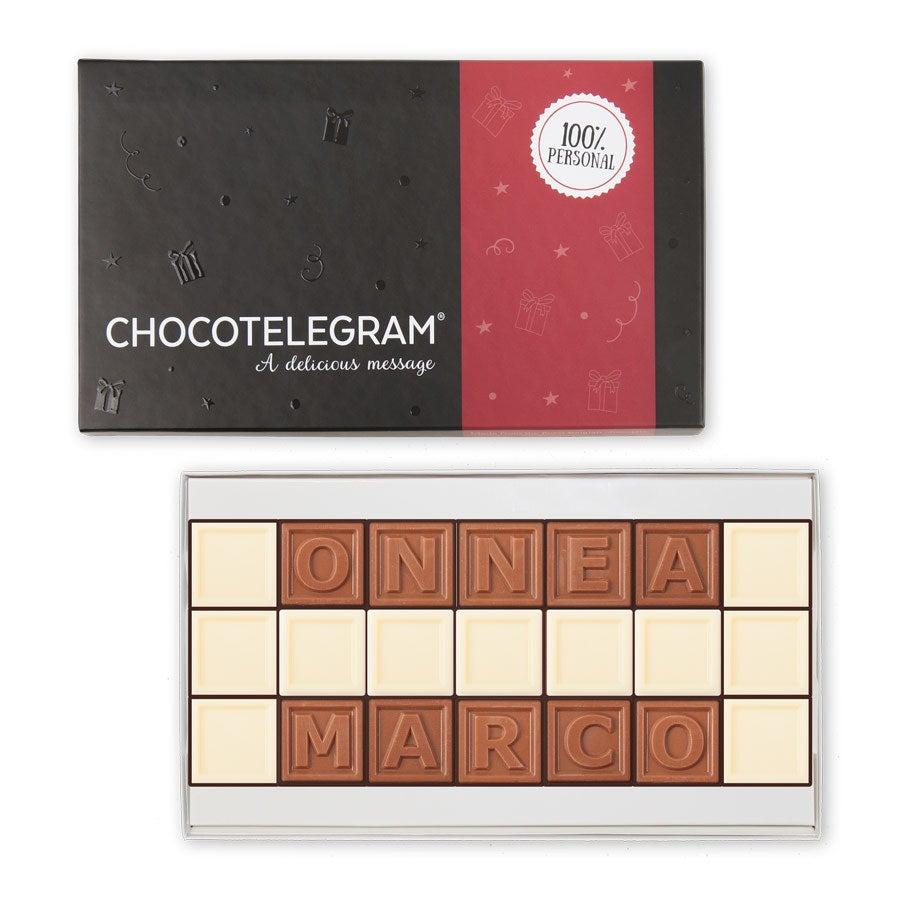 Suklaasähke - 21 merkkiä